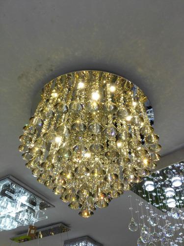 lustre cristal asfour refinado! frete gratis ! com lâmpadas!