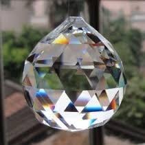 lustre cristal espiral 40cm - escada pé direito duplo e40