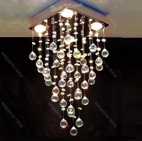 lustre de cristal egípcio asfour autênticos - vários modelos