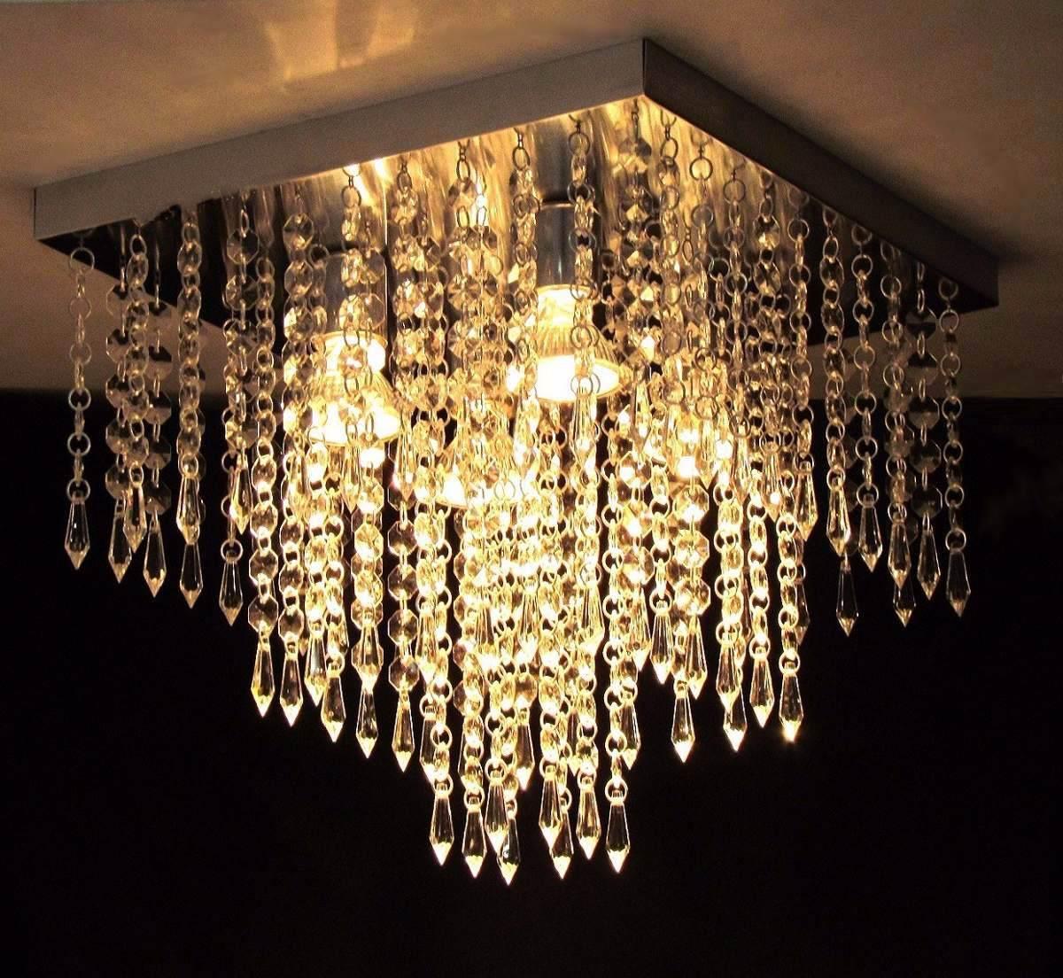 lustre de cristal egipcio asfour legitimo base inox 30x30 r 349 00 em mercado livre. Black Bedroom Furniture Sets. Home Design Ideas