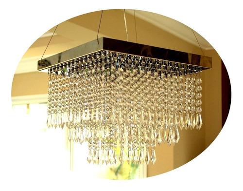 lustre em cristal italiano pendente ou plafon
