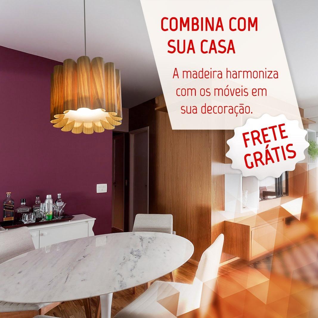 Lustre Lumin Ria Pendente Para Sala De Jantar Estar Pequena R 249  -> Lustres Pendentes Para Sala De Jantar Pequena