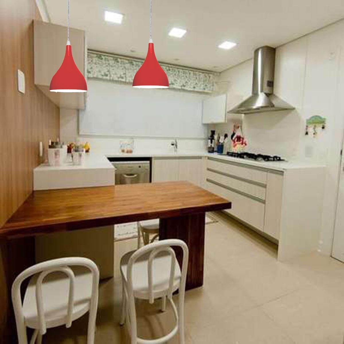 Lustre Sala De Jantar Moderno 18×15 Cm Novidade R 65 80 Em
