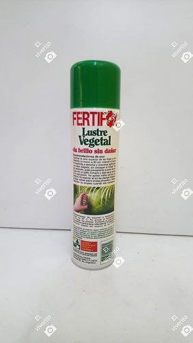 lustre vegetal aerosol de fertifox x 235g/360cm3