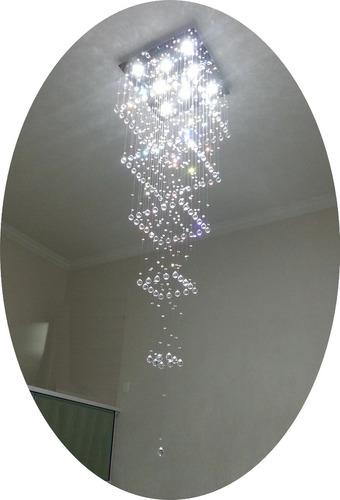 lustres cristal legítimos partir 3 metros até 3,5 metros