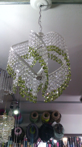 lustres de cristal acrílico novos sob encomenda