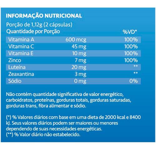 luteína 3x60 cápsulas maxinutri # para saúde dos olhos