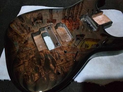 luthier .calibracion, reparaciones , pintura de instrumentos