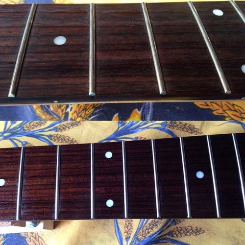 luthier calibraciones reparaciones guitarra bajo banfield