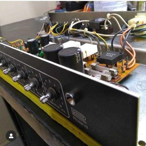 luthier conserto de instrumentos musicais e amplificadores