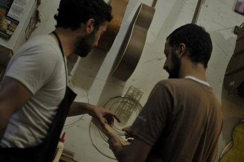 luthier diego accardi- clases-cursos escuela de lutheria