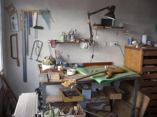 luthier en la plata - calibración, reparación y construcción