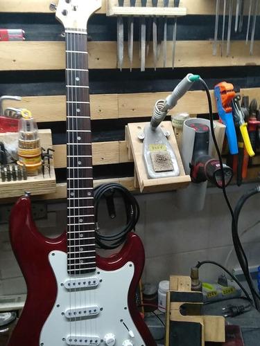 luthier guitarra baixo violão