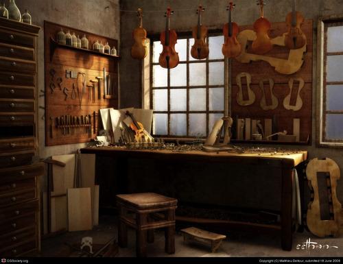 luthier treinamento, plantas, concertos fabricação - coletân