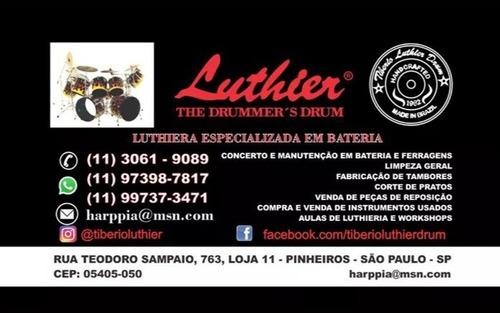 luthieria especializada de bateria