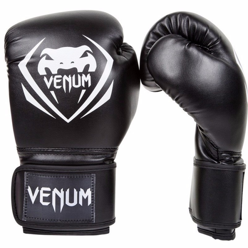 2ab77091da luva 16 oz boxe muay thai venum contender preta 16 oz. Carregando zoom.