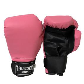 93fc8839e Kit Thunder Muay Thai Rosa - Equipamentos e Acessórios para Artes Marciais  no Mercado Livre Brasil