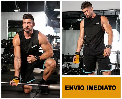 luva academia musculação