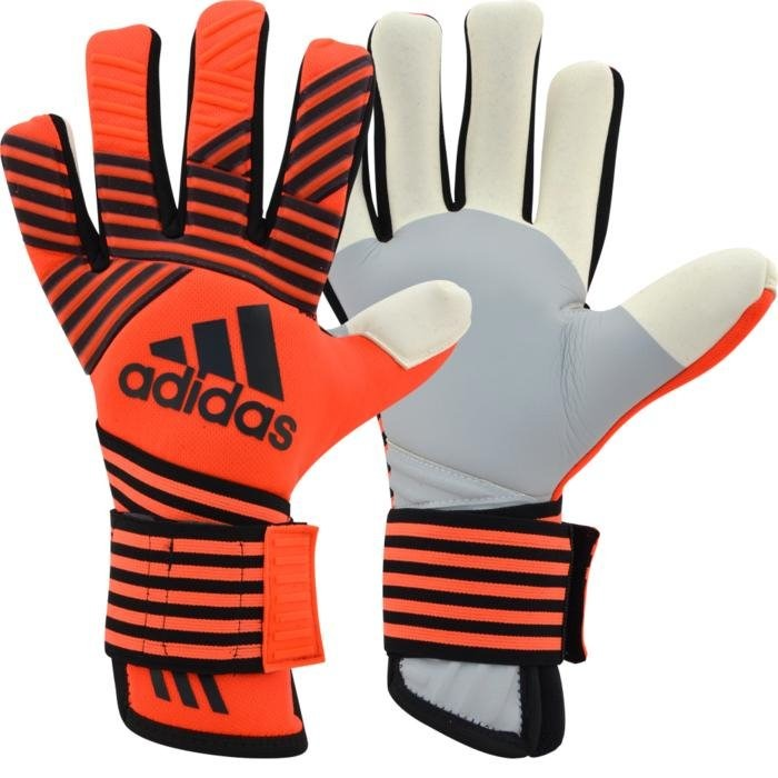 check out be73f 884d1 Luva adidas Ace Trans Pro Orange