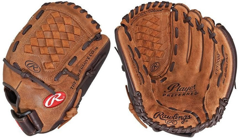 luva baseball rawlings pp120bf 12  player preferred series
