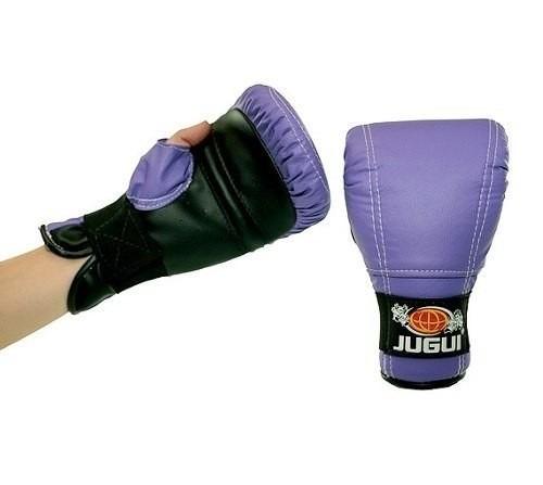luva bate saco vinil tradicional para artes marciais jugui