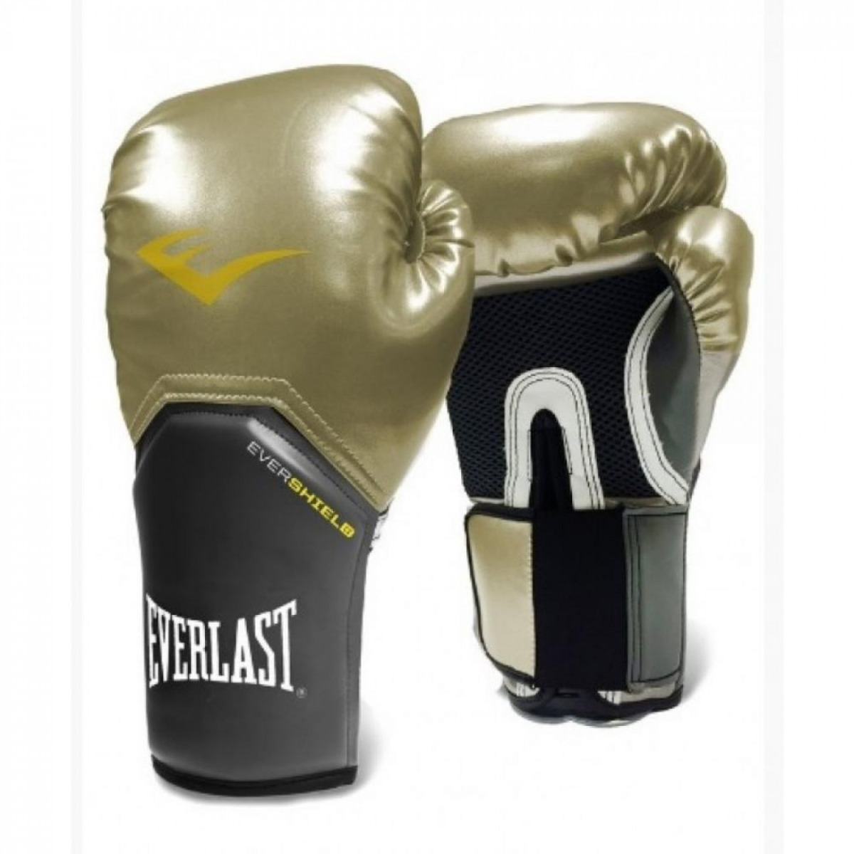 fdcdca2b27 luva boxe everlast pro style elite training 10 oz dourada. Carregando zoom.