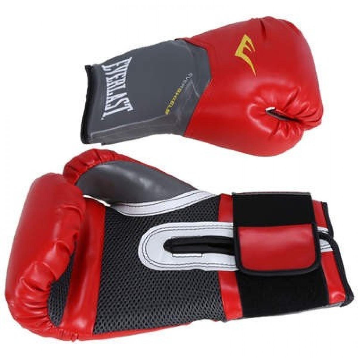 luva boxe everlast pro style elite training 16 oz vermelha. Carregando zoom. ade837e610f3d