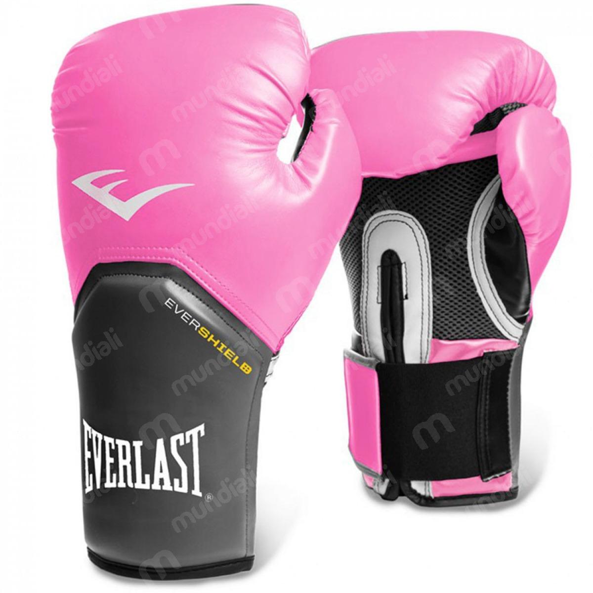 2f3d2b2a9 luva boxe everlast pro style elite training 8oz rosa e cinza. Carregando  zoom.