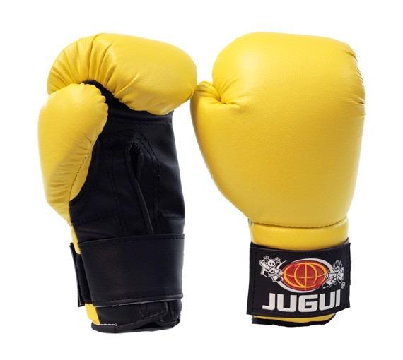 6c4411aa1 Luva Boxe  Muay Thai -06-18oz - Ecocouro - R  134