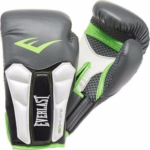 Luva Boxe Muay Thai Everlast Preta 8 9429b100f84a4