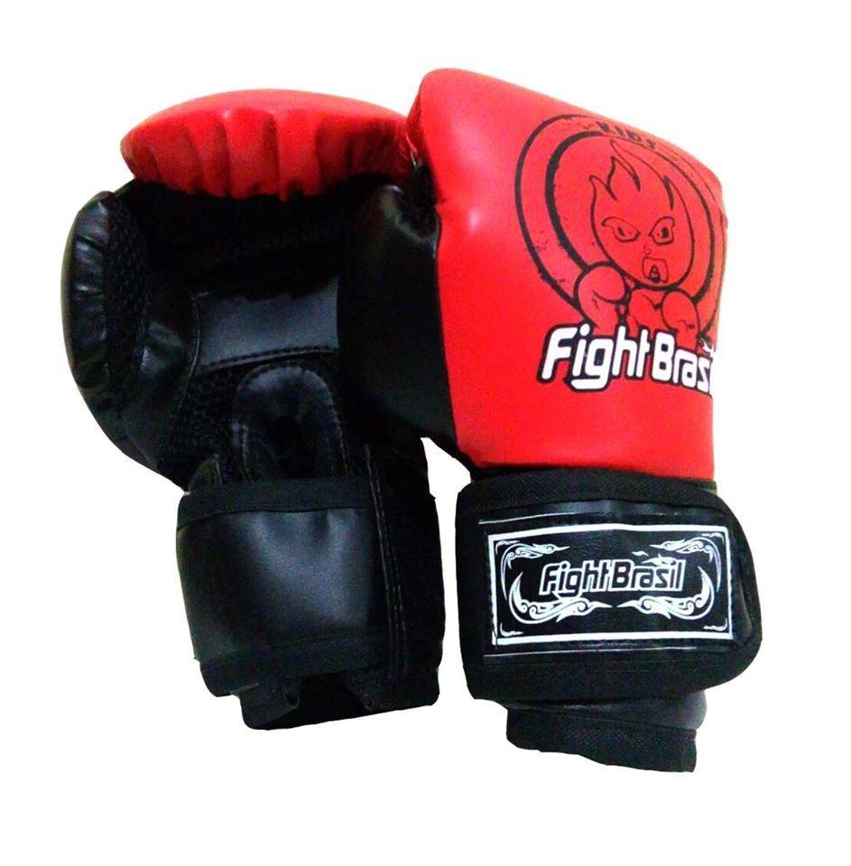 a5438c62d luva boxe muay thai infantil 4 oz fight brasil frete barato. Carregando zoom .