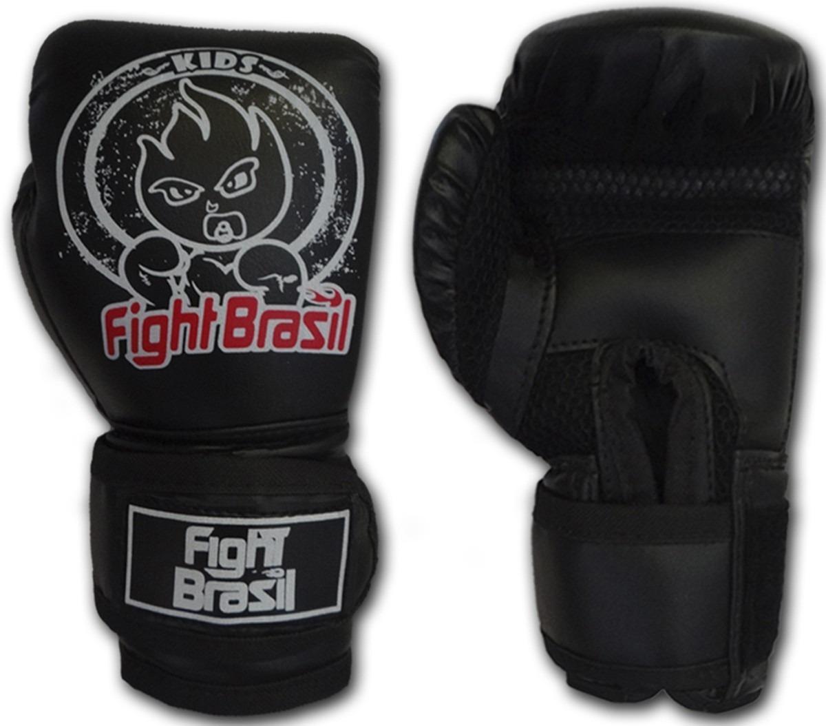 a613ccb41 luva boxe muay thai infantil 8 oz fight brasil frete barato. Carregando zoom .