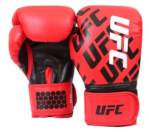 a1fce0e57d5 Luva Boxe Muay - Thai Ufc Preta Cinza Vermelha - R  229