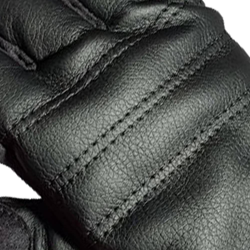 Luva Couro Sintético Para O Frio Moto - Touca Ninja Grátis - R  79 ... aed5b4e4584