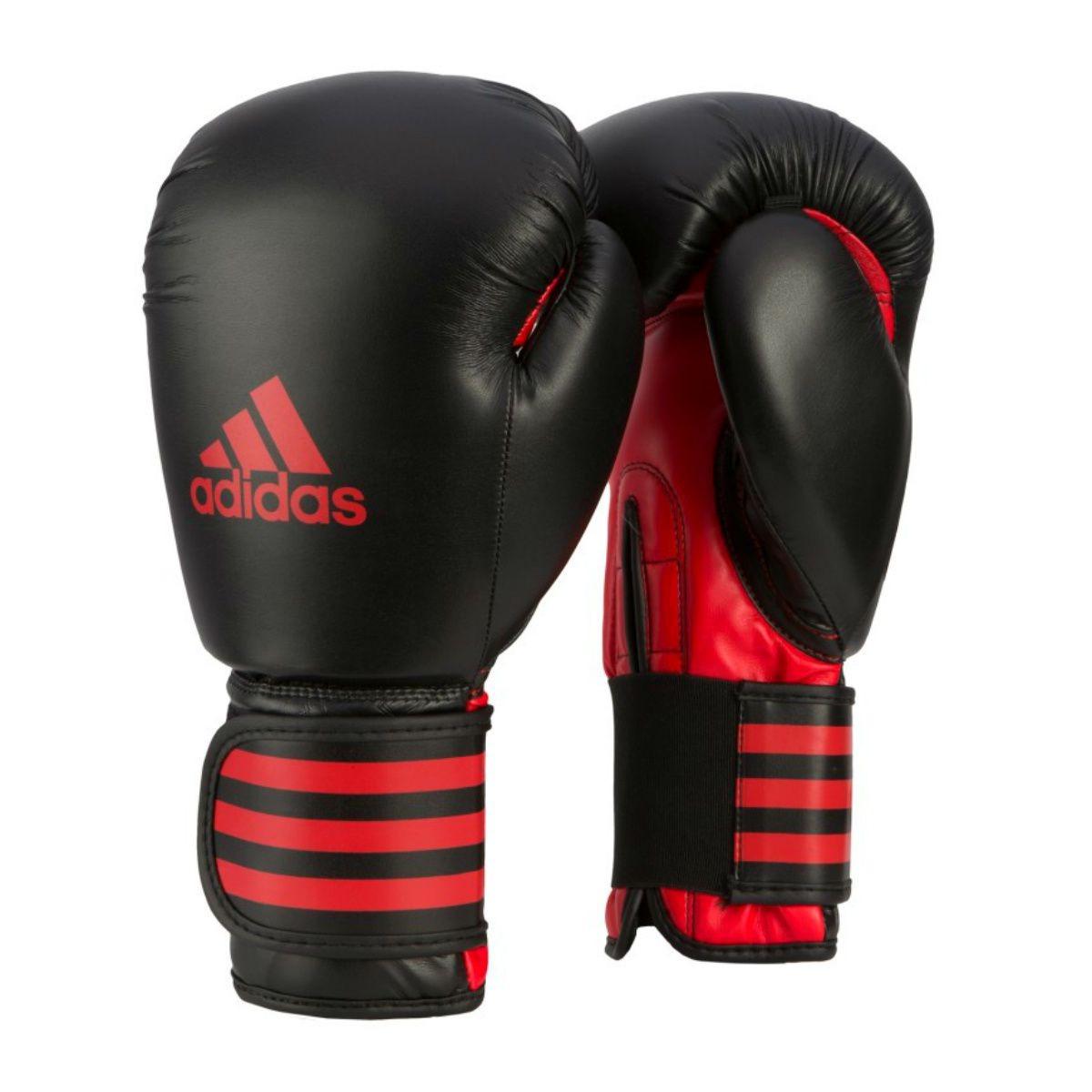 f85db7172 luva de boxe adidas power 100 preto vermelho. Carregando zoom.