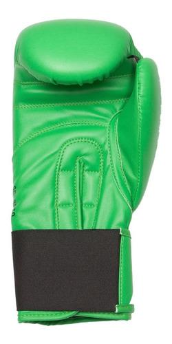 luva de boxe adidas speed 50 verde