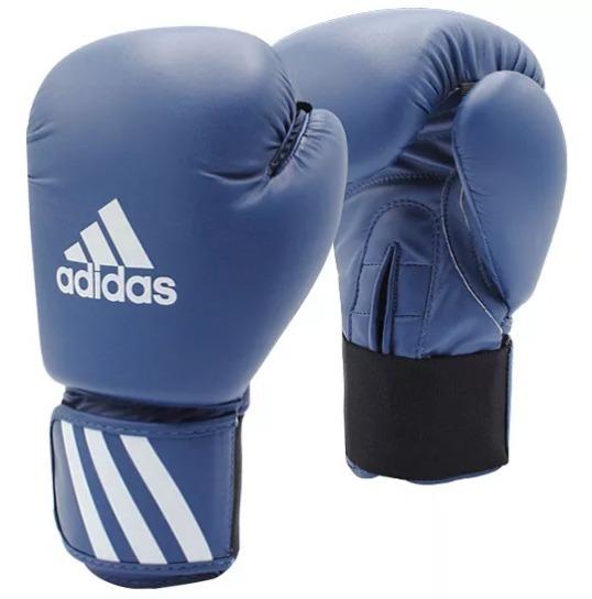 e25e2fa9e Luva De Boxe   Muay Thai - adidas Speed 50 - Azul - R  124