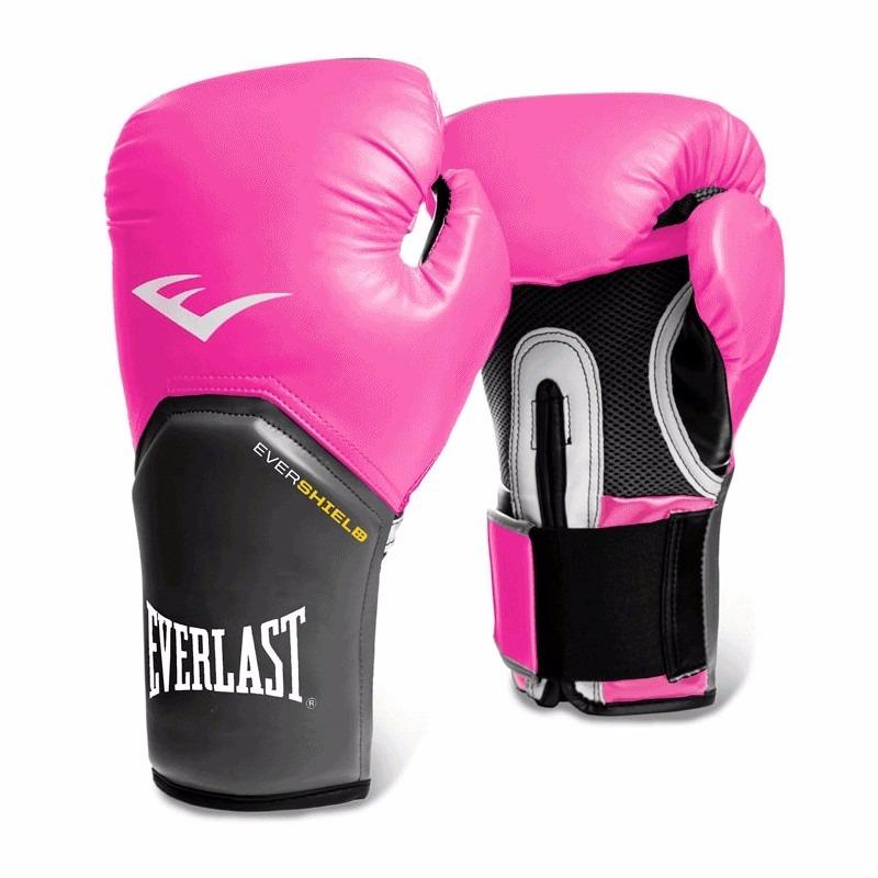 85d4f039e luva de boxe muay thai pro style elite everlast rosa. Carregando zoom.