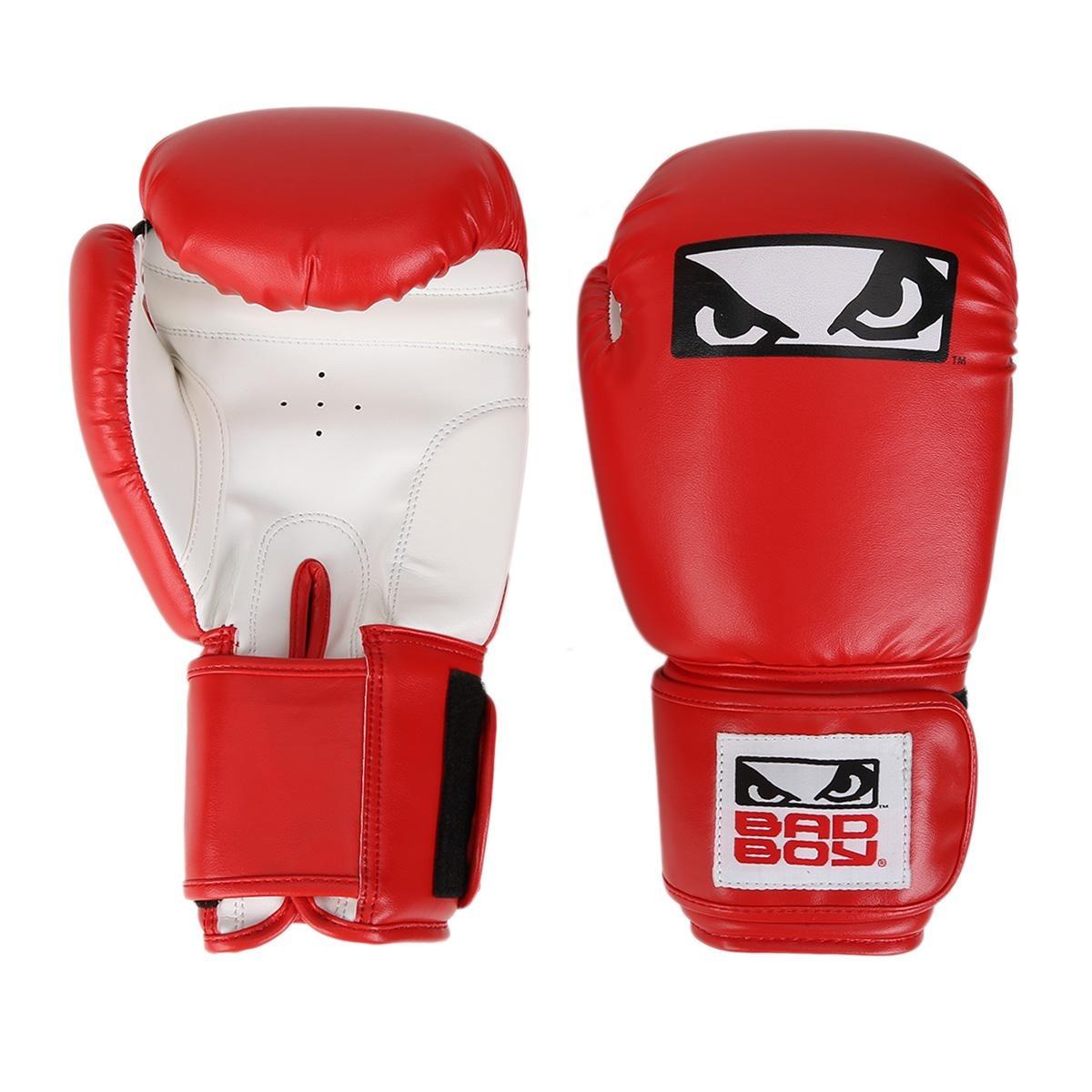 9cb1bd35e luva de boxe muay thai treino bad boy 16 oz. Carregando zoom.
