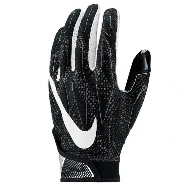 Luva De Futebol Americano Nike Superbad 4 Preta a02fabde80954