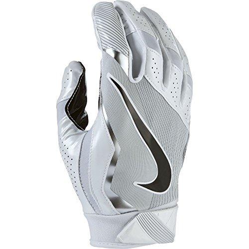 Luva De Futebol Americano Nike Vapor Jet 4.0 Branca E Preta - R  239 ... d31995e1dba18