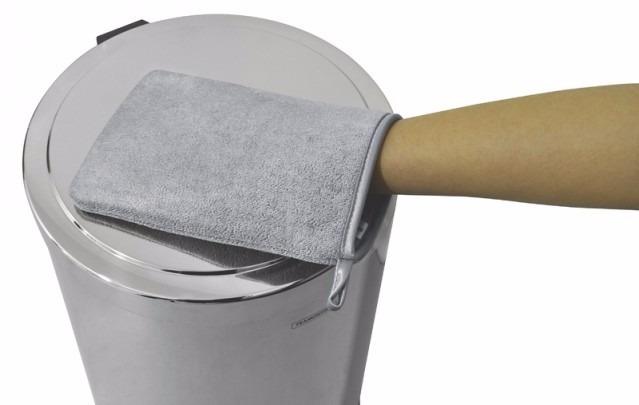 luva de microfibra para limpar e polir a o inox tramontina r 33 82 em mercado livre. Black Bedroom Furniture Sets. Home Design Ideas