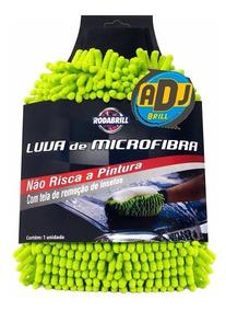 3ab21e95b Kit Luva Microfibra - Acessórios para Veículos no Mercado Livre Brasil