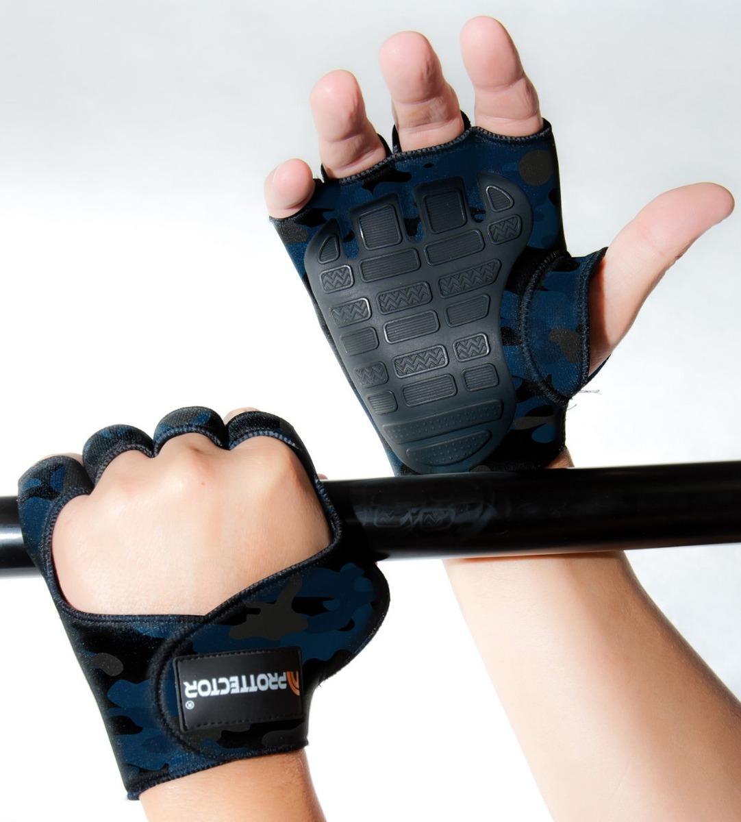 95cefb396 luva de musculação fitness gel - prottector vários tamanhos. Carregando  zoom.