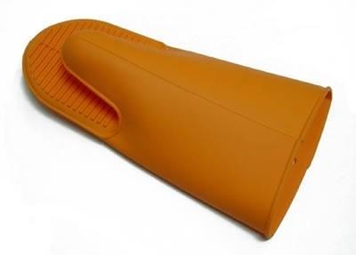 luva de silicone ref.d6048 bono (laranja)