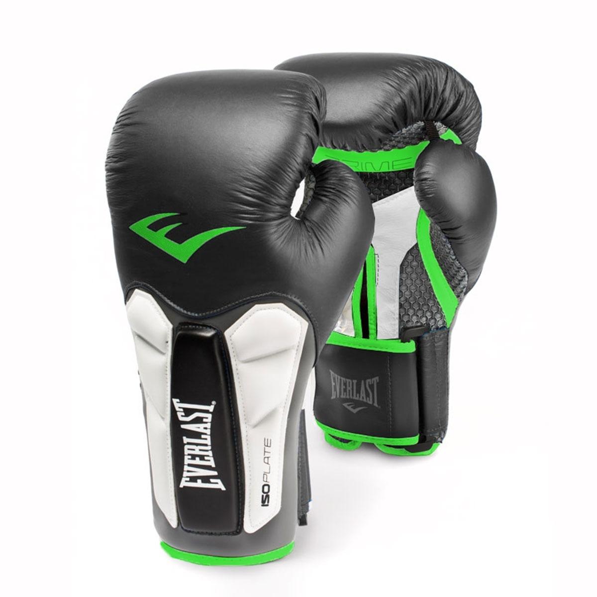 Luva Everlast Boxe Muay Thai Elite Prime Everlast - R  198 377bda6feb812