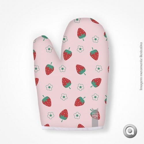 luva haus for fun frutas 10 19x27