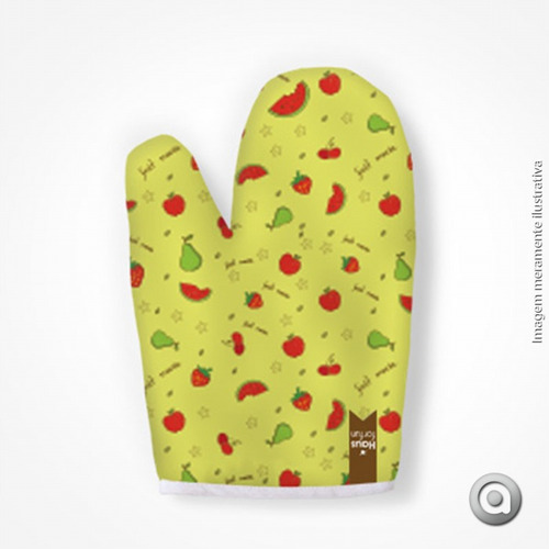 luva haus for fun frutis 19x27