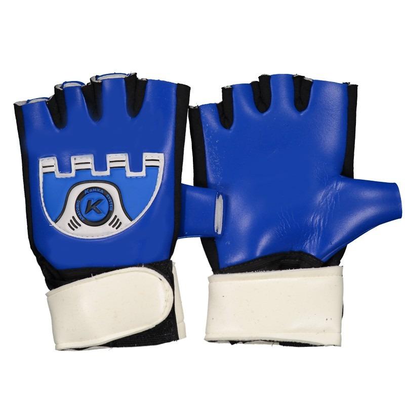 94da99e0fa505 luva kanxa power futsal azul. Carregando zoom.