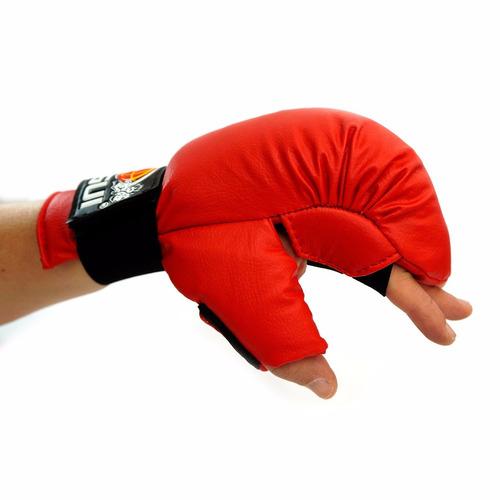 luva karate jugui - adulto / infantil